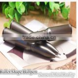 2015 ningbo Promotional Bullet Shape Plastic Ballpoint Pen at ninghai games of desire