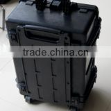 Hard Waterproof Case With Wheels For Equipment
