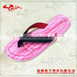 Woman flip flop beach sandals China wholesale