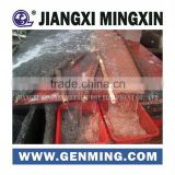 Auto flow electronic circuit board recycling equipment recover bulk copper scrap