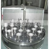 semi-automatic bottle rinsing machine, glass bottle washing machine, plastic bottles rinsing machine