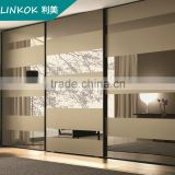 Factory wholesale price china custom luxury cloth wardrobe door designs                                                                         Quality Choice