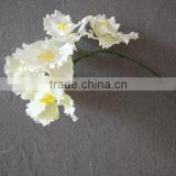 high quality artificial flowers silk purple orchids