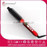 More easy curl hair styling tools and best selling beauty max edge control Hair Brush Ceramic curler