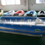 CE high speed catamaran speed inflatable boat                                                                         Quality Choice