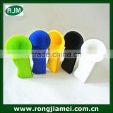 silicone phone accessories, Mobile phone speaker for Iphone 4/5