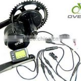 electric bike kit bafang/8fun motor 24v250w crank mid drive motor conversion kit