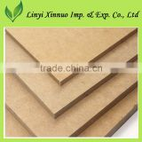 All kinds of standard size HDF mdf sheet board price for furniture from china manufacturer xinnuo