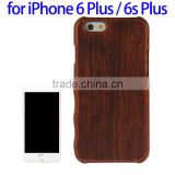 Cherry Wood Grain Hard Cover for iPhone 6 Plus, Lightweight Plastic Case for iPhone 6s Plus