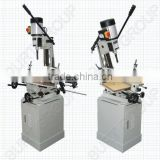 "W50-HM25T/1870 Floor Standing Swivel Head Morticer With Tilting Head And Tilting Working Table Fitted One 5/8"" Chisel"