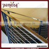 balustrade wire cable fitting/stair railing wire rope system