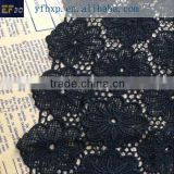 2016 High qualiyu fabric lace make to order black african cotton lace/ new african french lace fabric for wedding dress