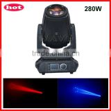 W-beam 10R 280W 3 in 1 sharpy beam moving head wedding stage background decoration