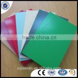 High quality color Coated Aluminum sheet for sale for acp/aluminum plates/alumiunm composite panel
