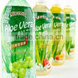 Good to Drink Aloe Vera drinks with large pulp PET bottle