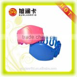 13.56MHz waterproof wristband rfid function with NFC chip