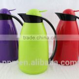 1.0L Plastic body with glass liner vacuum jug