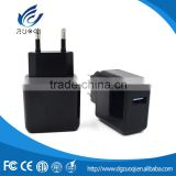 Wholesale CE Approved 1 USB port usb mobile charger 5v 2a fast charging for Mobile devices