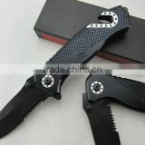 OEM custom made 420 stainless steel survival knife