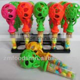 Football Cup Rocking Bell Toy Candy