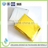 Gold supplier China space emergency thermal blanket