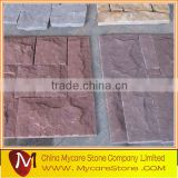 landscape used sandstone wall