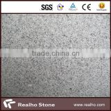 cheap G603 white granite block price with black stains
