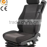 Top quality ISRI universal air suspension driver seats with integral three point safety belt
