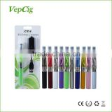 High Quality ego-t ce4 e-cig mod Blister kit with A Grade 650mah battery for Competitive Price