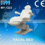 MY-1223 salon used beauty furniture massage bed ,beauty salon facial bed (CE approved)