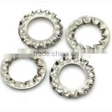 High quality Outside more tooth gasket lock washers M3-M12