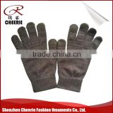 High quality with cheapest price Sublimation Printing very safety liner green latex palm coated knit glove