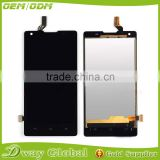 Factory Price For Huawei Ascend G700 LCD Display With Touch Screen Digitizer Assembly Spare Parts For Huawei G700 Lcd