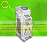 Hot Sale!! 2015 IPL+Elight+SHR 3 in one permenent hair removal machine with CE approved / IPL+Elight+SHR+Nd yag+laser machine