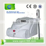 CG-IPL600 2014 most advanced e-light(ipl rf)beauty apparatus for Skin Tightening & Anti Wrinkle