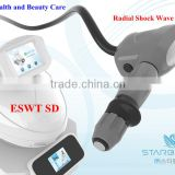 ESWT SD Cellulite Fat Removal 5.6' Color Touch Screen ESWT EM new arrival