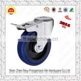 China heavy duty steinco caster with locking brake