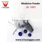 5ML medicine Feeder , Ration design,new stucture ,simple and convenient veterinary syringe