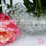 Air freshener aroma clear water beads floral gel
