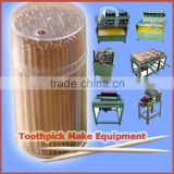 100% Factory Supplied Automatic making machine bamboo toothpick For Sale Poular in Africa