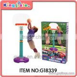 basketball stand toy sport