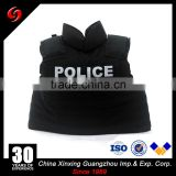 Level IIIA & III & IV neck protection bulletproof vest factory prices for police