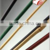 dyed beautiful colors nature bamboo flower sticks,bamboo garden sticks for agriculture /decoration/garden