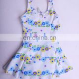 China Wholeslae New Arrival Cute Print One Piece Children Swimwear