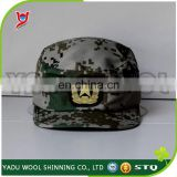 Spot supplies and cheap outdoor jungle hat Dome cap camouflage caps