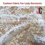 100% polyester chemical lace embroidery fabric lace wholesale african lace fabrics for dress