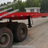 20/30/40/50 meters wind turbine blade hydraulic axle extendable flatbed trailer for sale material Q690