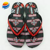 New Ladies Chappal Designs Flat Sandals PVC Slippers for Women