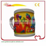 Animals Bone China Mug