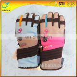 Long cuff full finger snowboard gloves sale